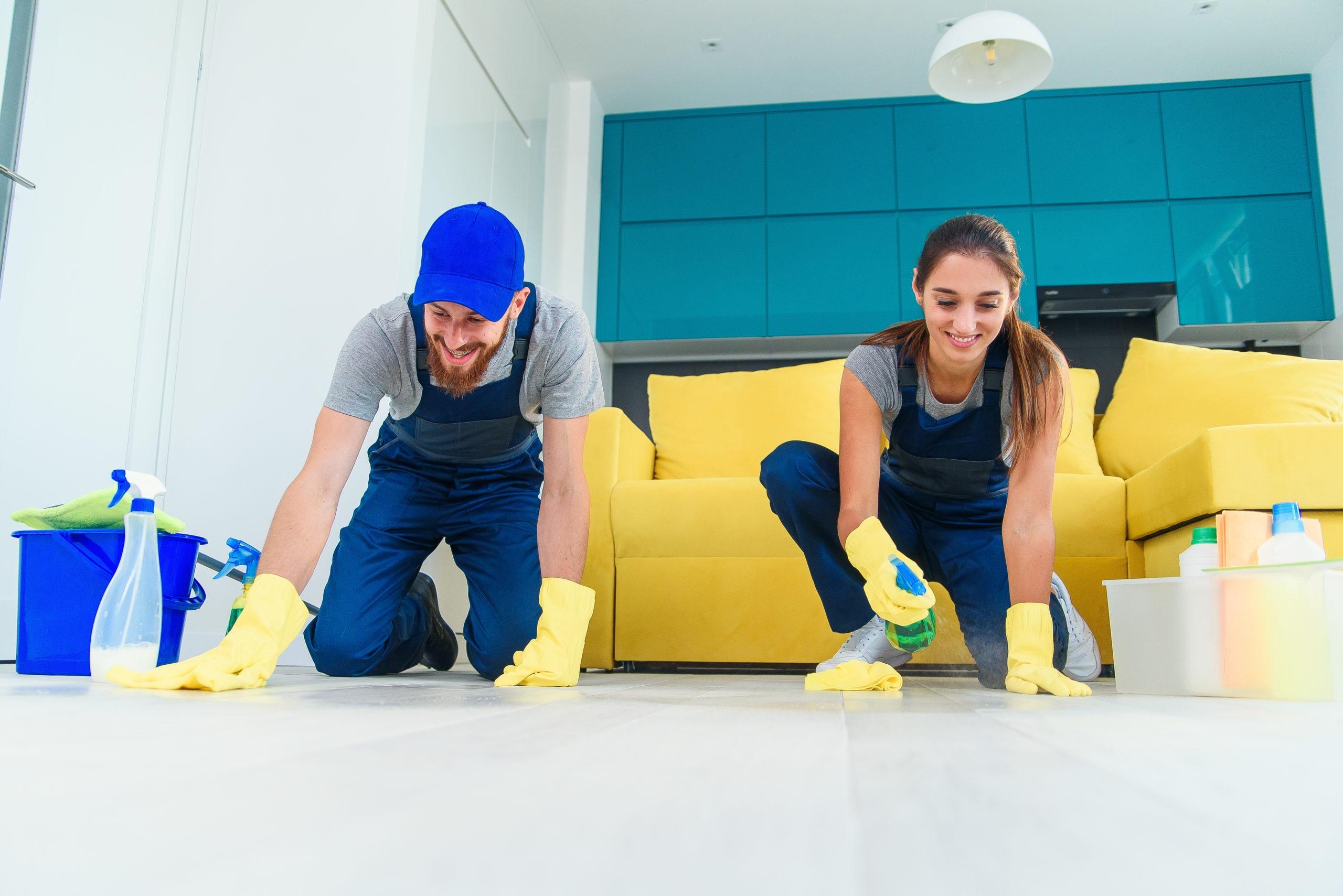 Como limpiar y desinfectar