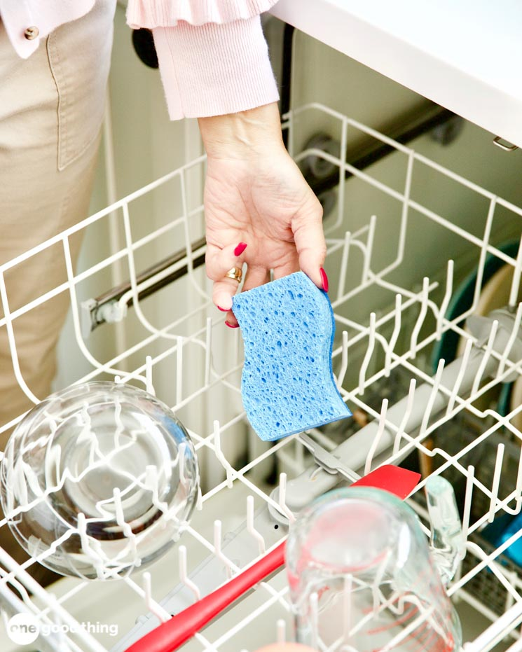 los lugares más sucios de tu casa