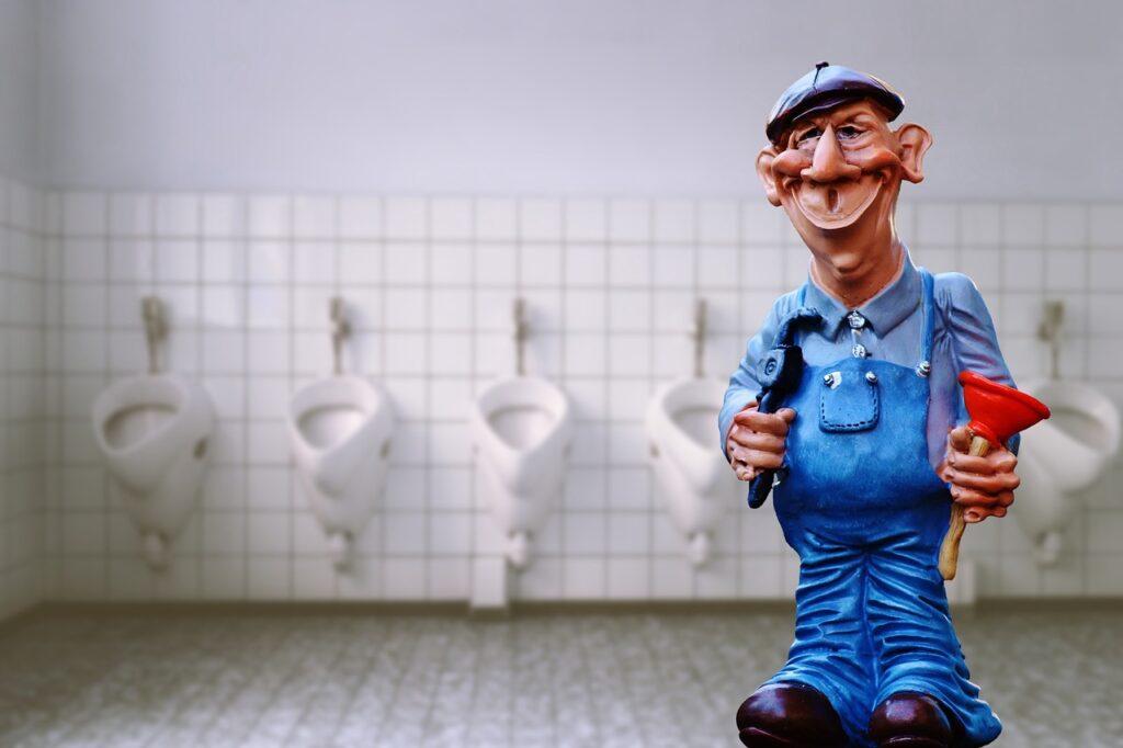 desatascar wc