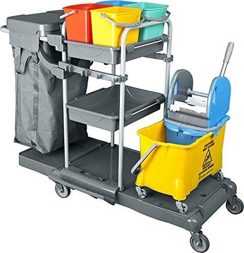 comprar carritos de limpieza