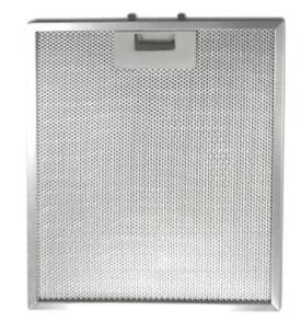 quitar grasa filtro campana extractora